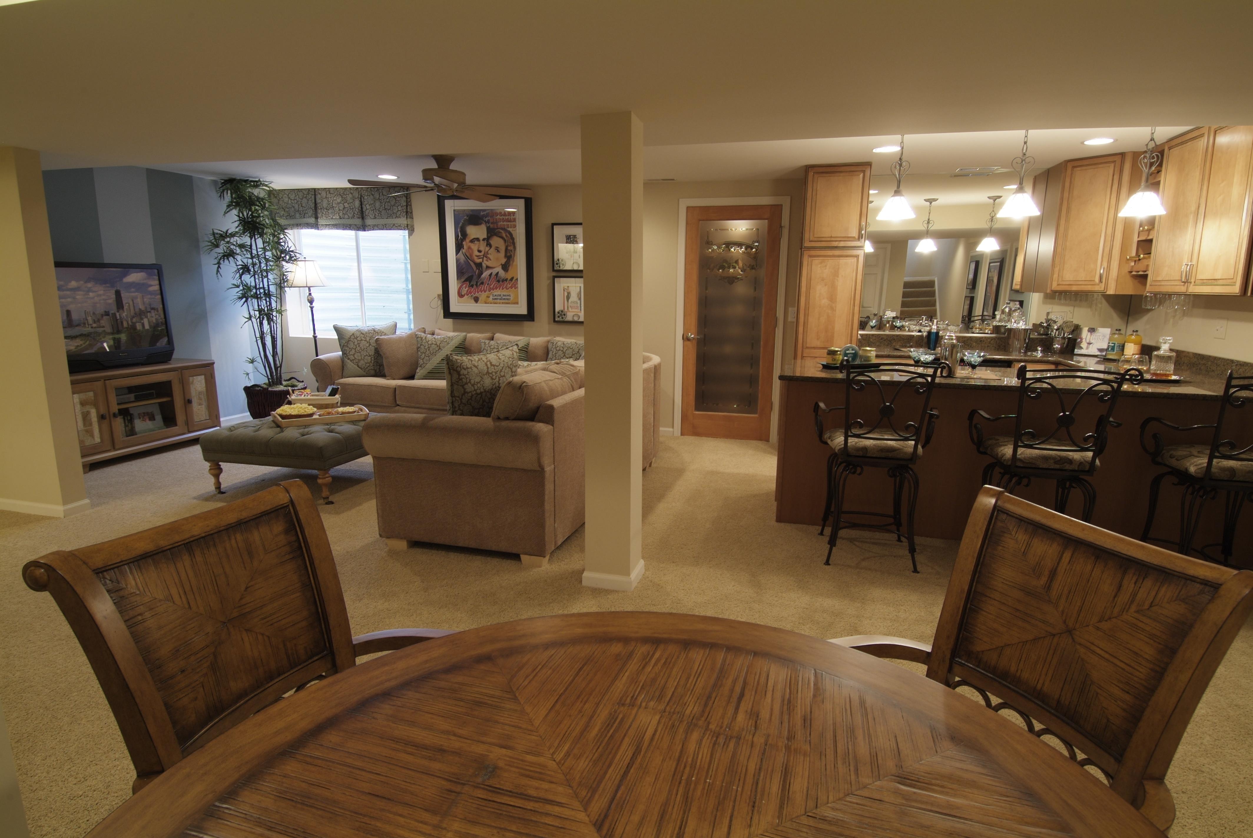 Design My Basement basement renovation: let the sunshine in! : homejelly