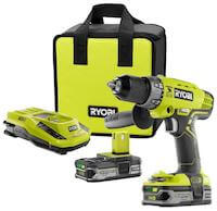 18-Volt ONE+ Lithium-Ion Cordless Hammer Drill Kit