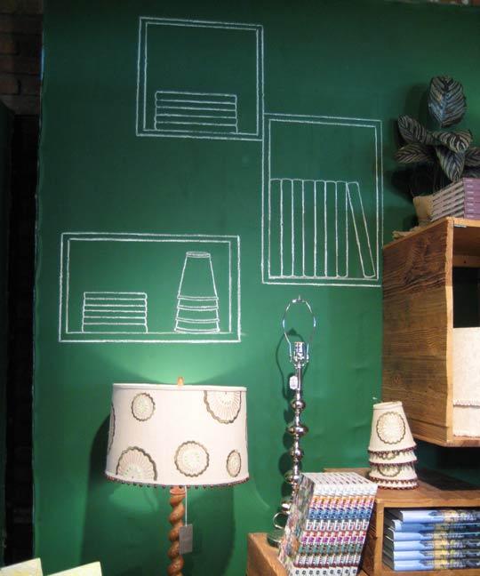 Coloured Blackboard Paint