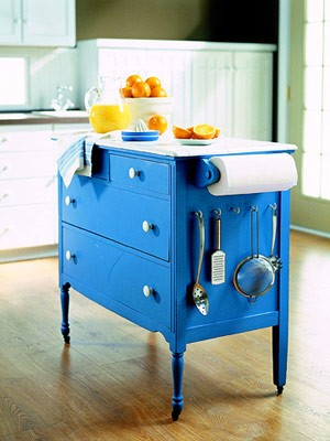 How To Repurpose A Dresser Into A Kitchen Island Homejelly