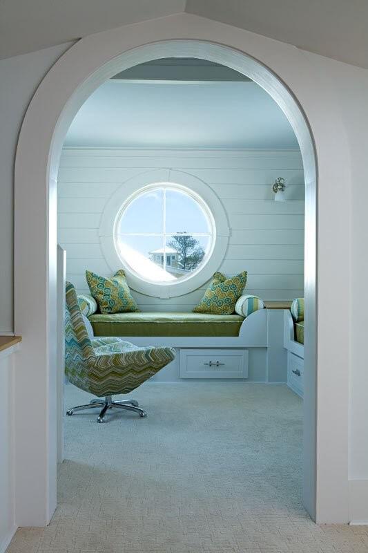 Sugar sweet window seats homejelly for Window design round