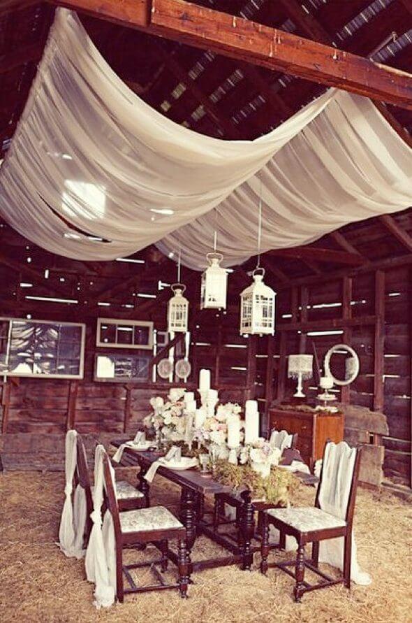 White Sheer Ceiling Fabric Santorini Restaurant Pinterest