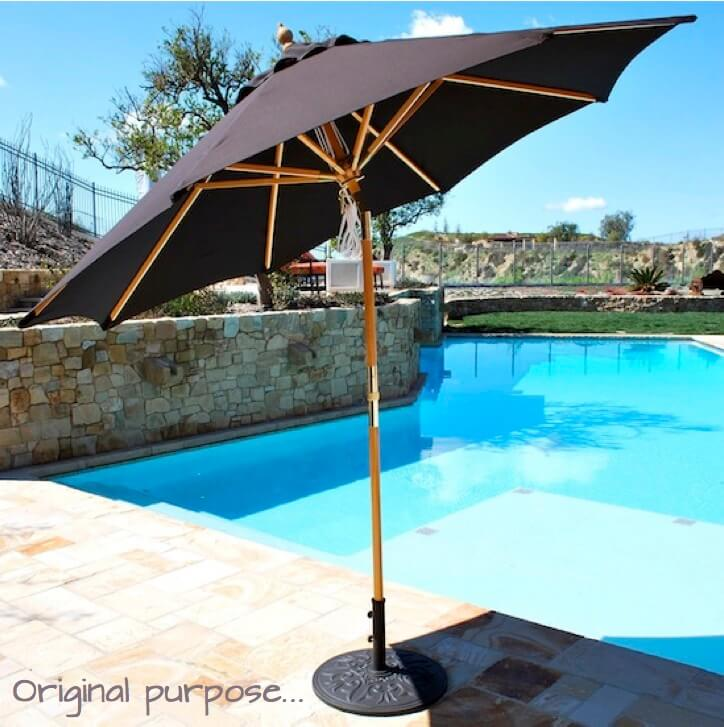 original purpose patio umbrella