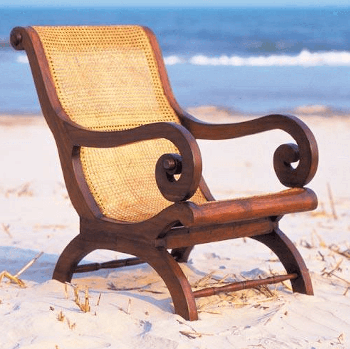 British Colonial Lounger