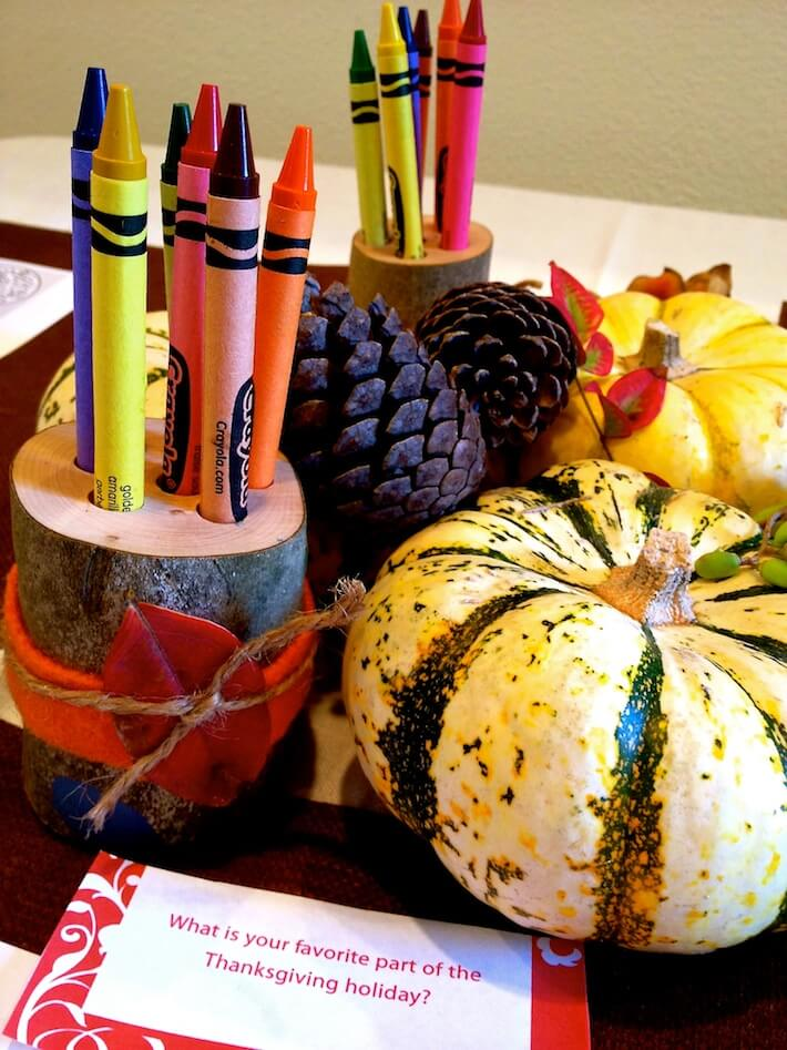 Kids centerpiece
