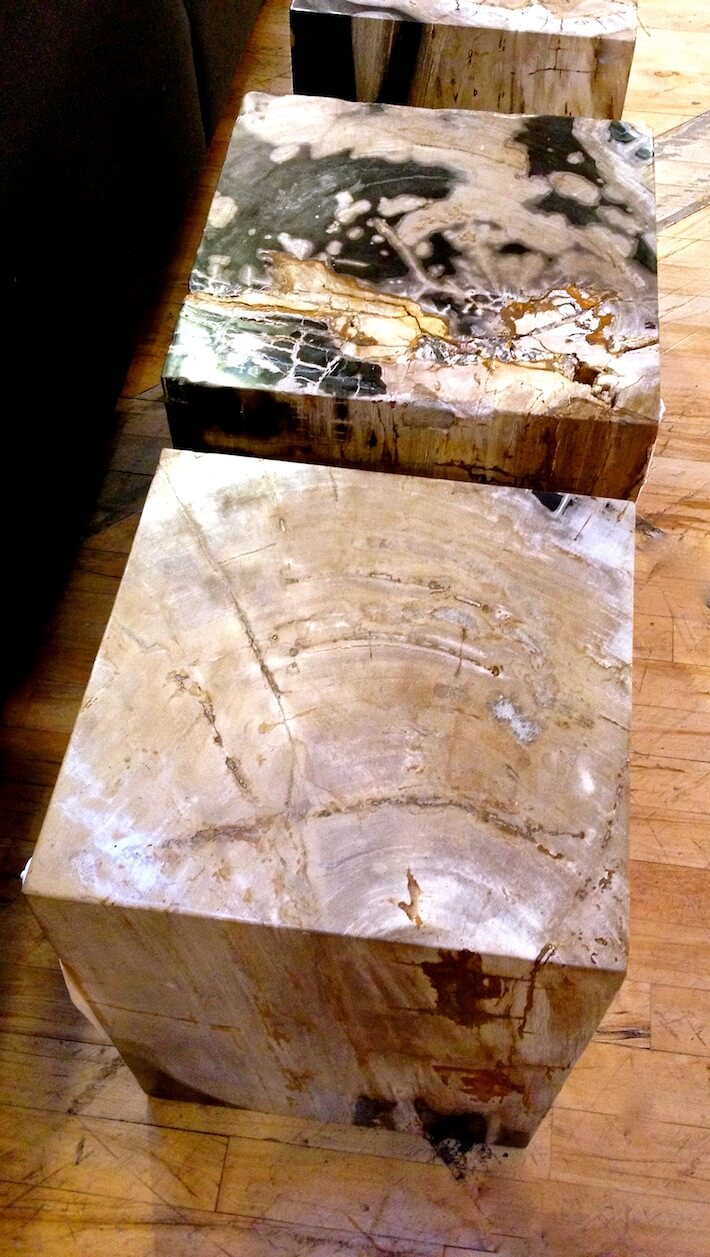 Resin Tree Stump Side Table Table Ideas
