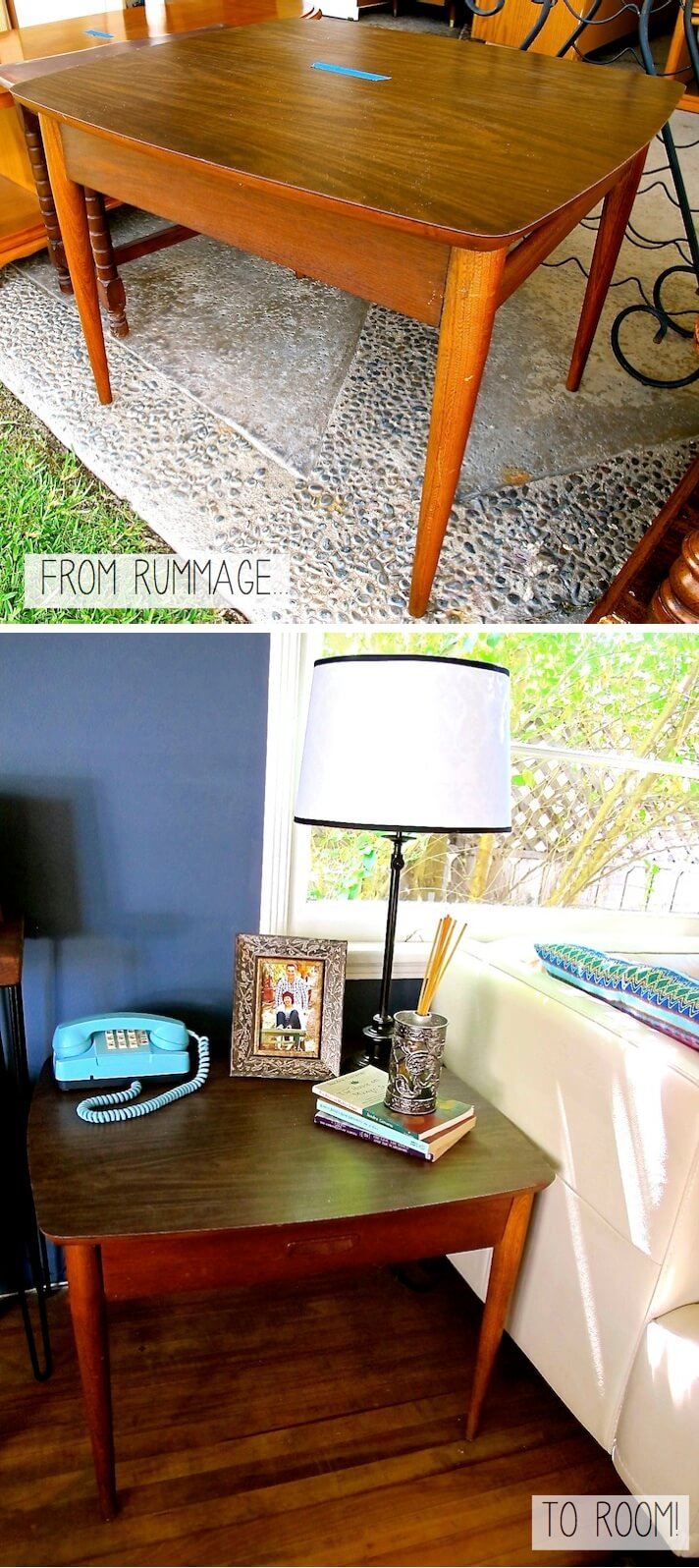 From Rummage to Room