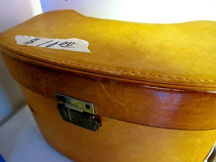 Vintage Keystone Electric Eye movie camera case…and yes, for just $10 bucks!