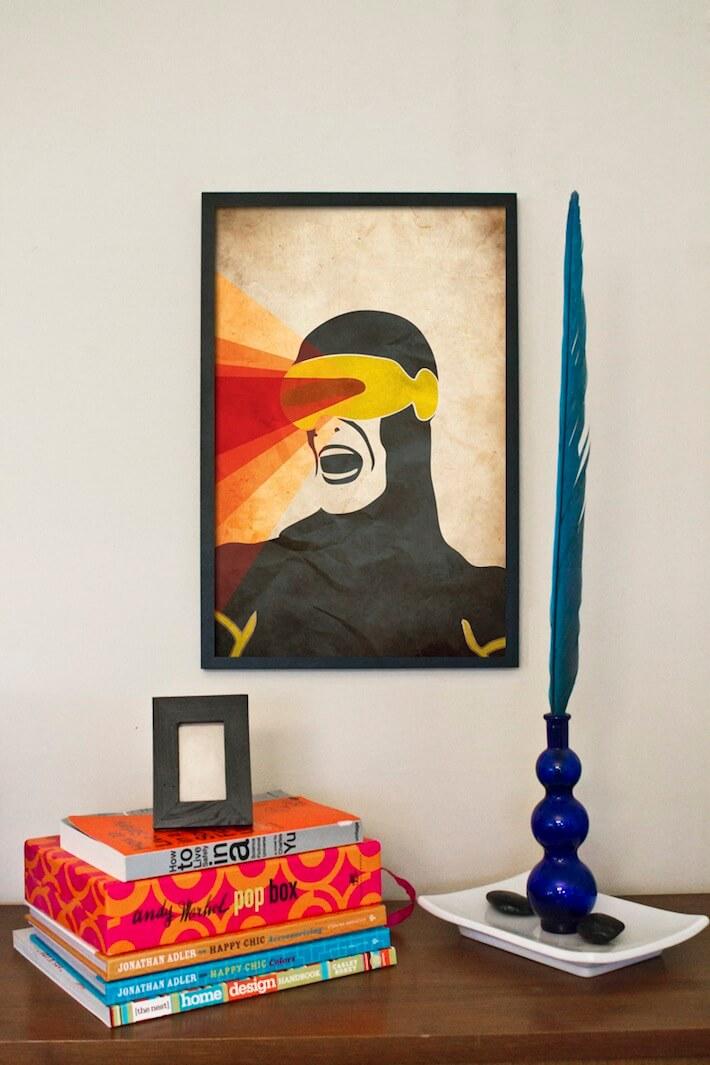 Home Decor Nerd Comes Out Of The Superhero Closet Homejelly