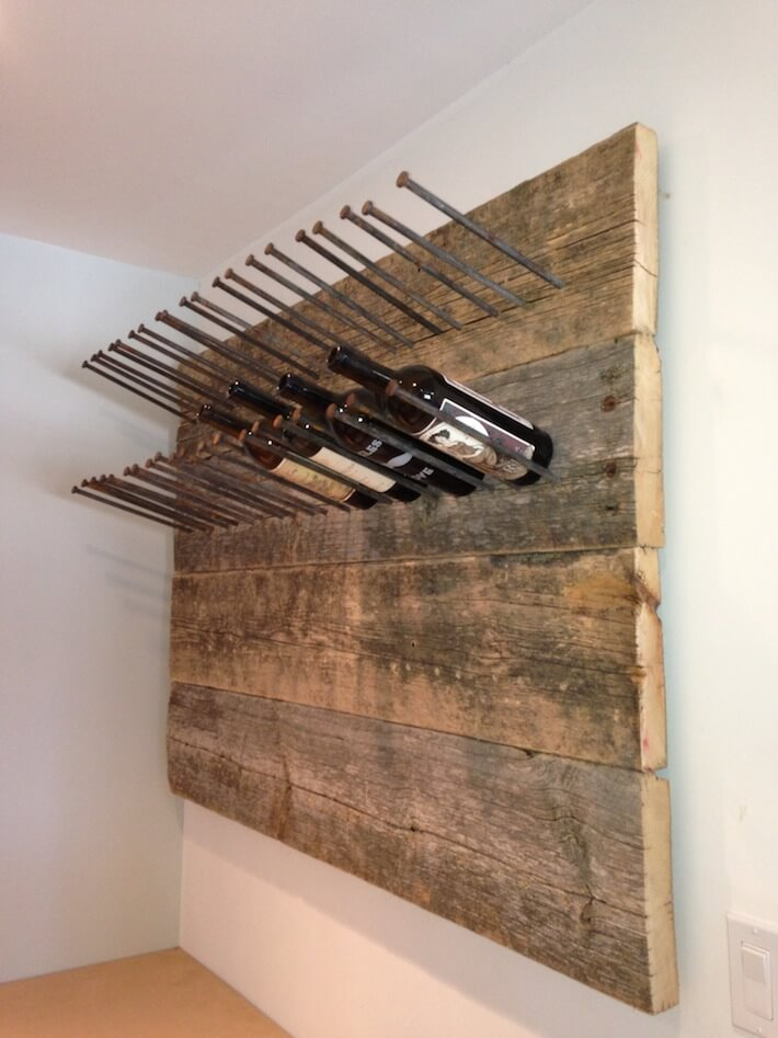 Woodworking how to build wood wine rack PDF Free Download