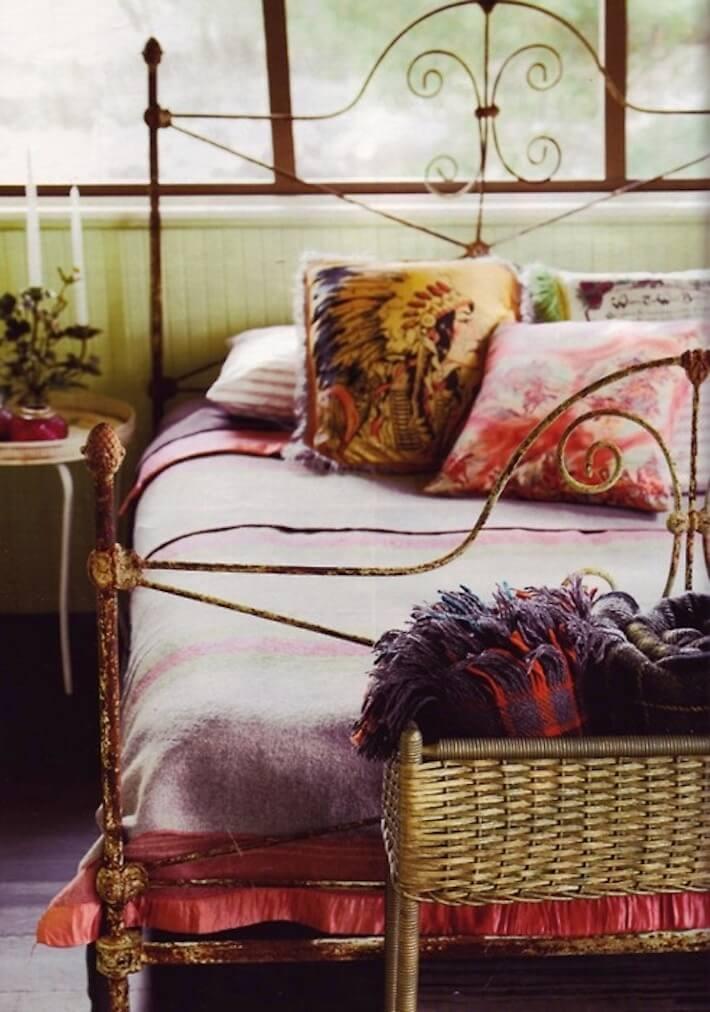 Bohemian Bedroom Romantic Color Gypsy Decor Gypsy: Bedroom Redesign…Manly Vs. Girlie