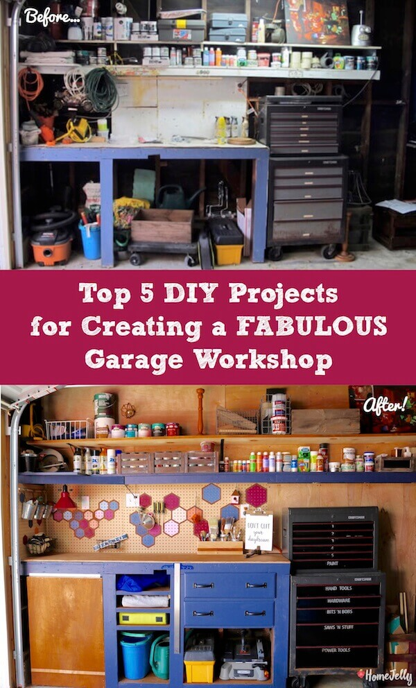 Workshop Top 5 projects