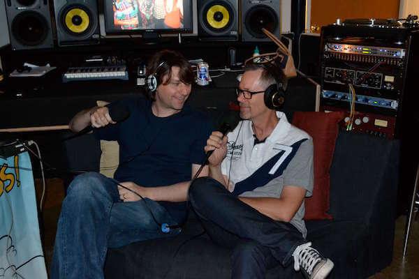 Dave Hilker and Jeff Freundlich of Fervor Records 2