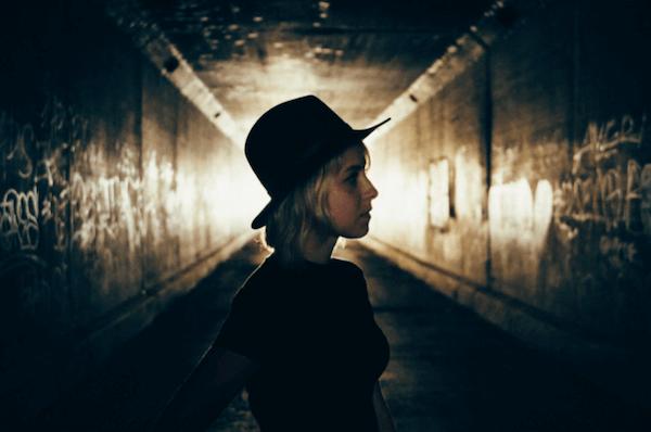 Sillouette shot by Julia Brokaw