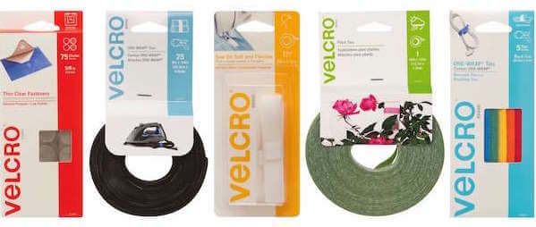 VELCRO Brand products