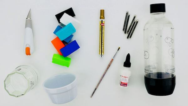 Clay dish supplies