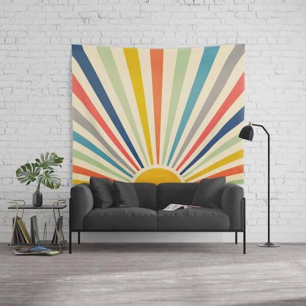 sun-retro-art-iii-tapestries