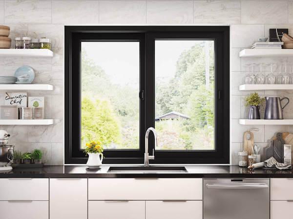 Ultra series interior windows by Milgard Windows and Doors