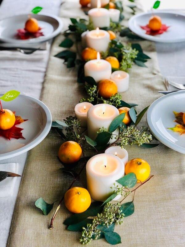 Sweet & Simple Citrus Table copy